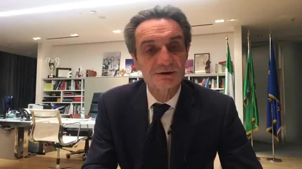 """Coronavirus, Sindaci lombardi e Regione Lombardia chiedono al Governo """"chiusura totale"""""""