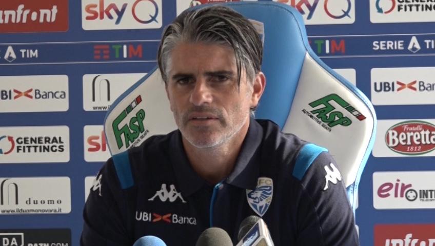 """Brescia, Lopez: """"In campo pretendo il massimo. Ognuno si prenda le proprie responsabilità"""""""