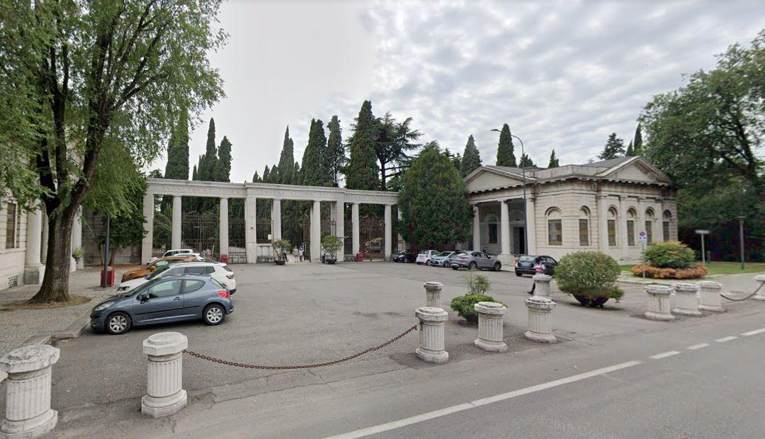 A Brescia chiusi i cimiteri fino al 3 aprile