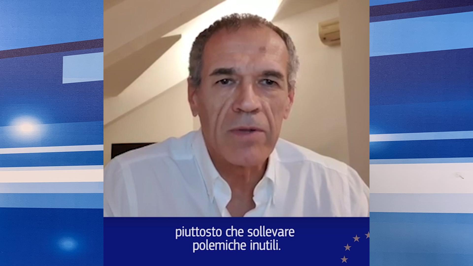 """Carlo Cottarelli, """"l'Europa c'è e aiuta l'Italia comprando 220 miliardi di titoli di Stato, pari al 12% del Pil"""""""