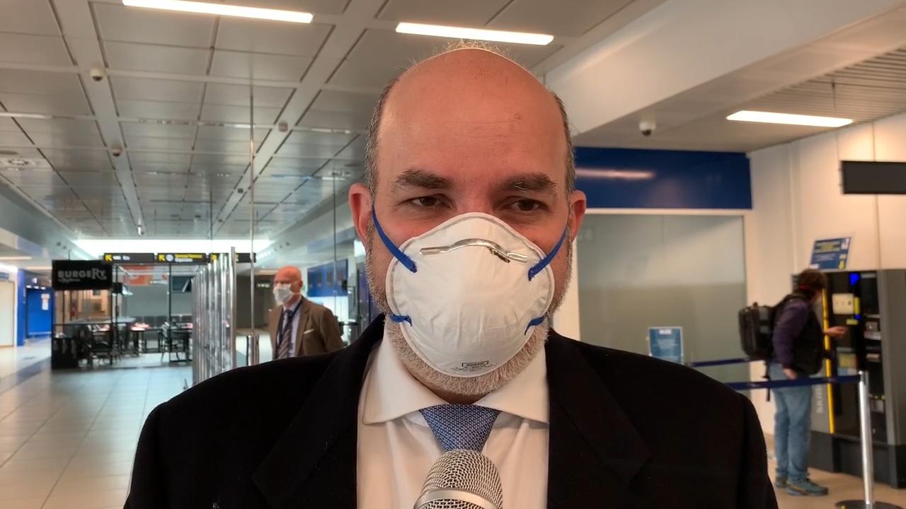 """Coronavirus, Crimi, """"Brescia stava soffrendo in silenzio. Oggi possiamo dare un po' di respiro al personale sanitario"""""""