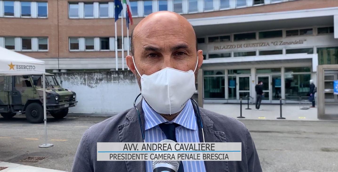 A Brescia riaprono le porte del tribunale: l'avvocato Cavaliere ci spiega come sta andando