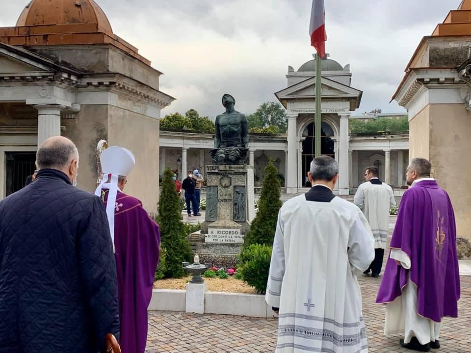 """Vescovo Tremolada: """"Il nostro pensiero va alle persone che hanno perso i propri cari"""""""