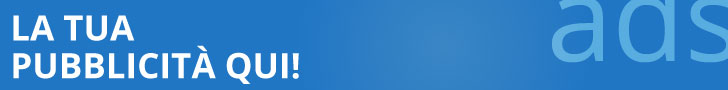Demo banner - Testata desktop 728x90