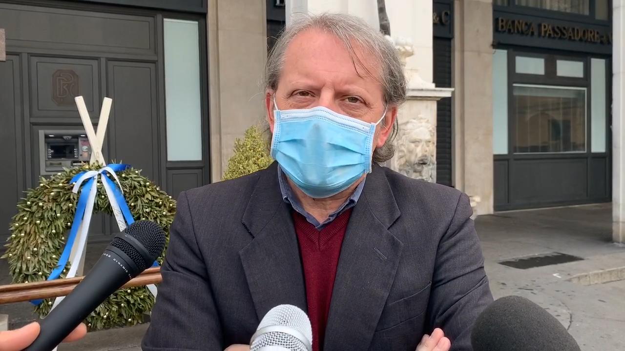 """Primo Maggio, Bertoli (CGIL), """"dico alla politica, lasciate stare i morti di Brescia e di Bergamo, abbiate rispetto"""""""