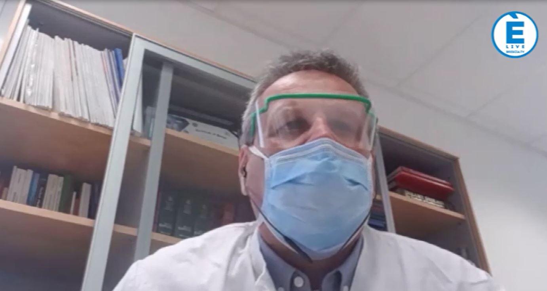 """Luigi Peroni a Restart Brescia: """"Noi tecnici di laboratorio e di radiologia siamo stati dimenticati"""""""