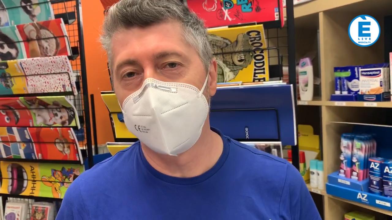 Le mascherine da € 0,50 sono arrivate anche nelle tabaccherie