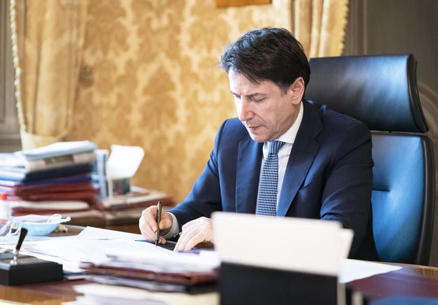 Fase 3: il nuovo Dpcm firmato da Conte