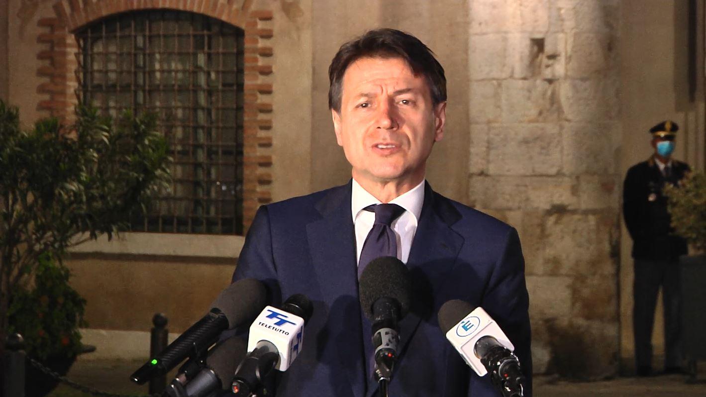 """Conte venerdì in Procura a Bergamo: """"Non sono preoccupato"""""""