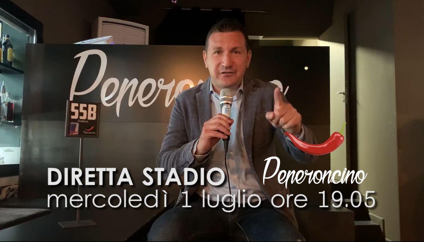 Inter – Brescia vivila in diretta con noi al Peperoncino