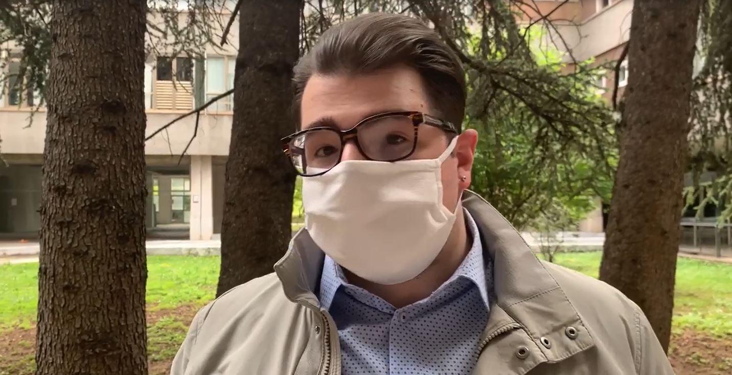 """Simone Papa: """"UniBs garantisca a tutti la rateizzazione della terza rata"""""""
