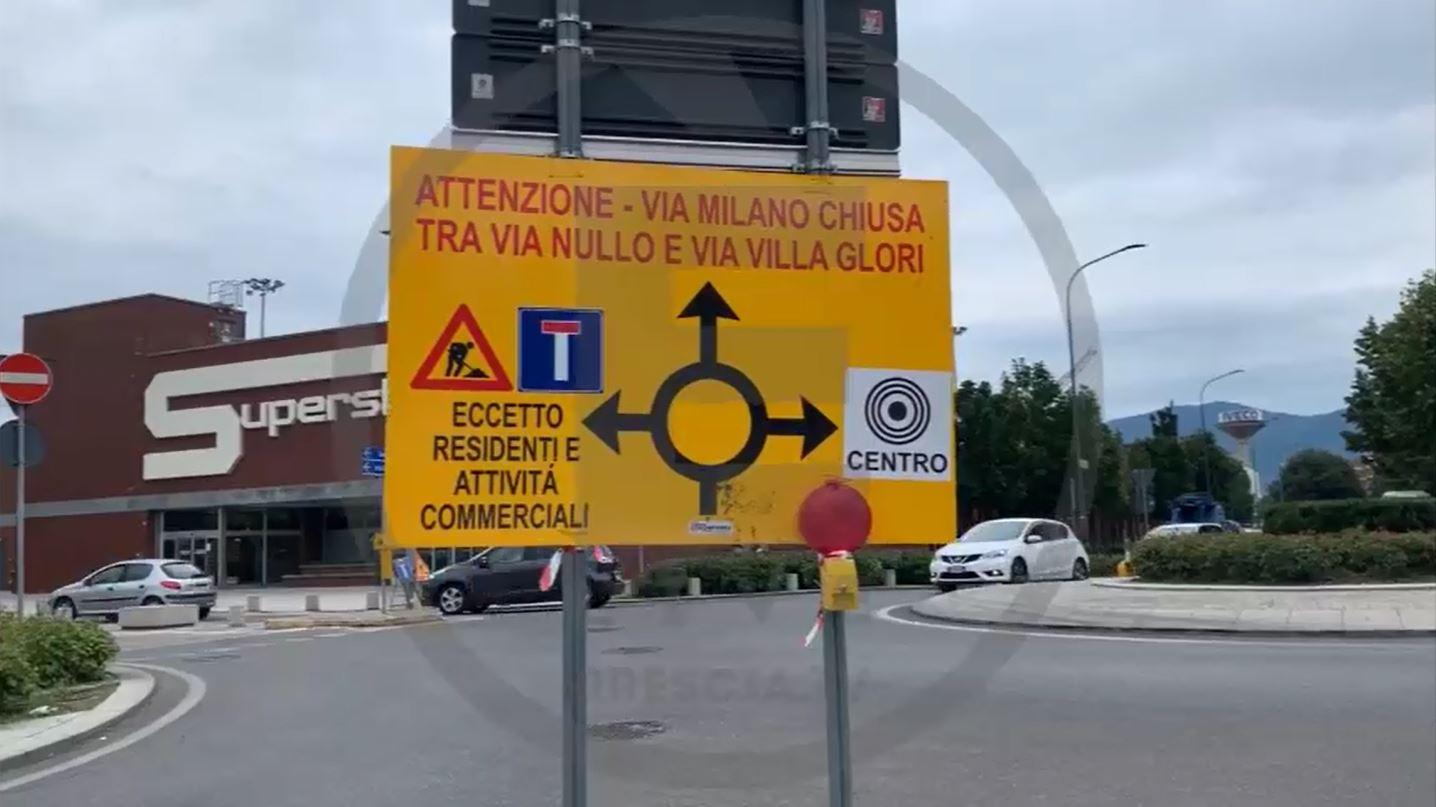 Via Milano sotto i ferri per 18 mesi. Da domani i cantieri