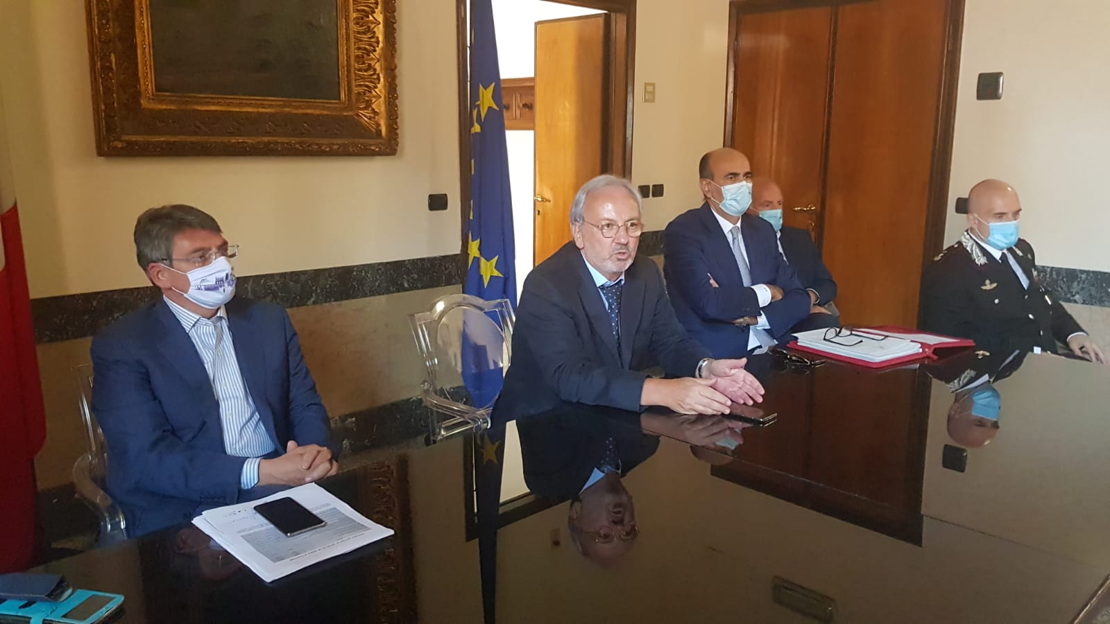 """Prefetto Visconti: """"Stazione punto focale della città"""""""