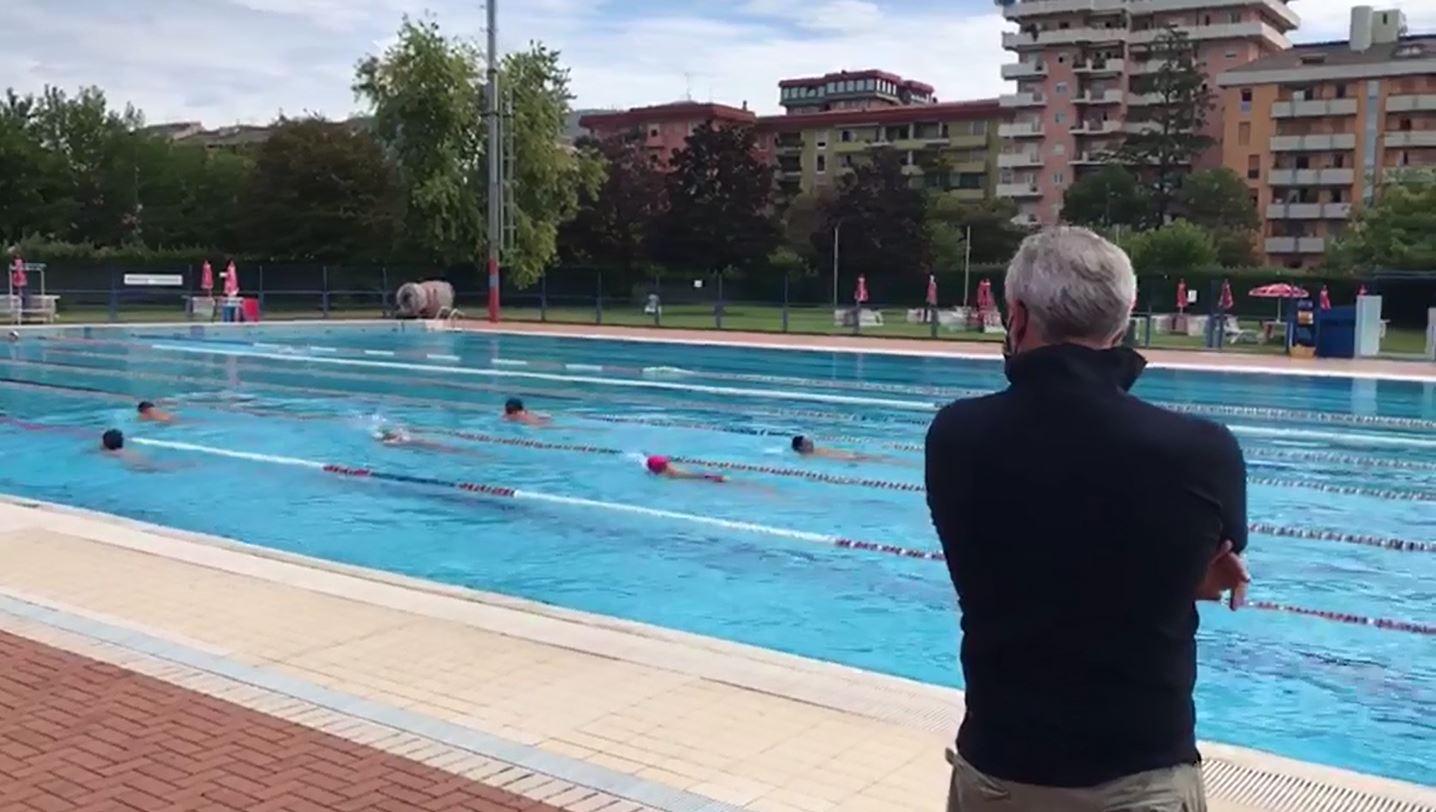 AN Brescia, iniziati gli allenamenti in attesa della prossima stagione