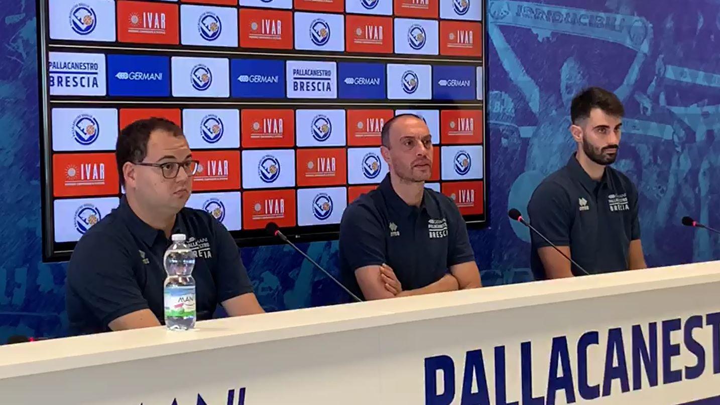 Pallacanestro Brescia: tutto pronto per la Supercoppa