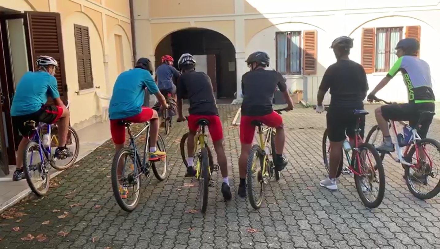 Una pedalata educativa come alternativa al carcere minorile