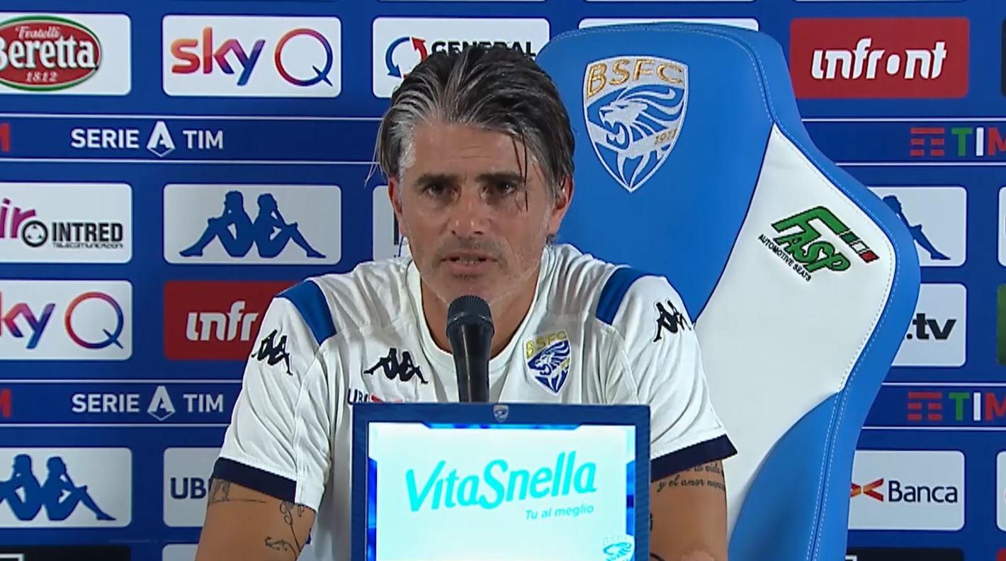 """Brescia, prima vittoria in trasferta. Ma che sofferenza. Lopez, """"in serie B si soffre sempre, ci saranno tante partite così"""""""