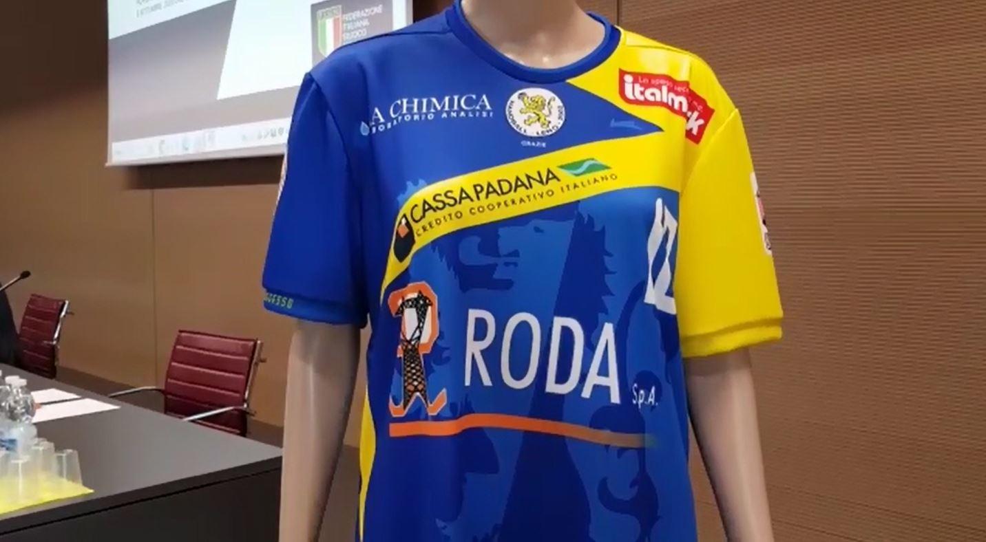 """Handball Leno pronta a ripartire: """"Un simbolo di speranza"""""""