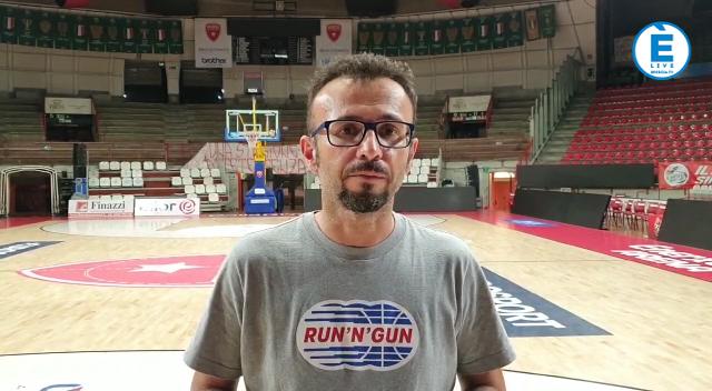 Basket, Ojm Varese batte Germani Brescia 102-100. Il commento di Alberto Banzola