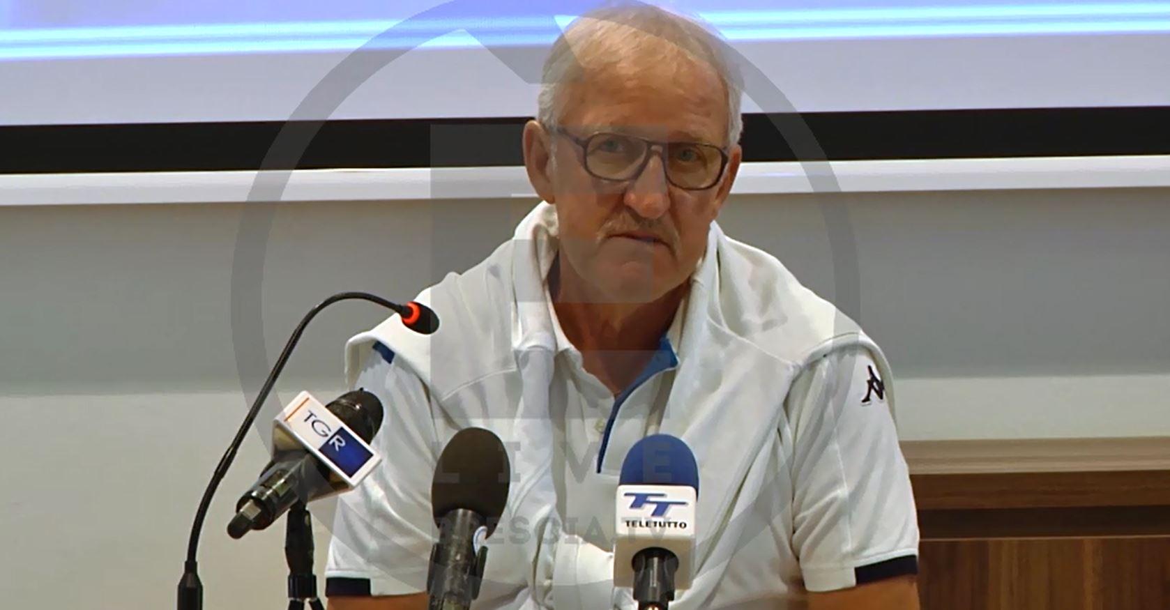 """Presentazione Delneri: """"Spero che si possa raggiungere il traguardo che tutti ci stiamo prefiggendo"""""""