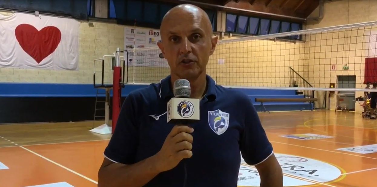 L'Atlantide Brescia si prepara al secondo match contro l'Agnelli Tipiesse Bergamo