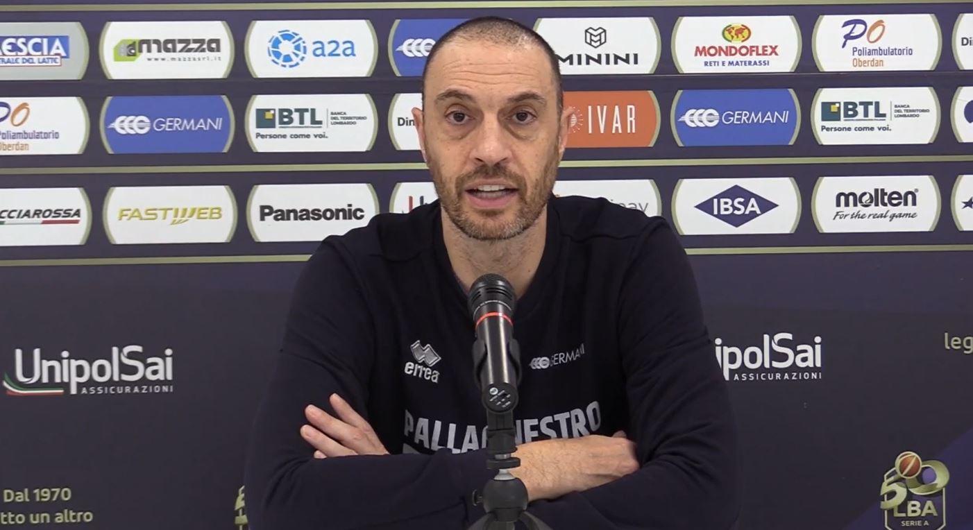 """Domani la Germani sfida Roma, Esposito: """"C'è voglia di riscatto"""""""