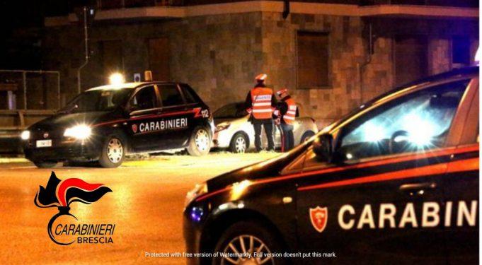 carabinieri pattugliamento