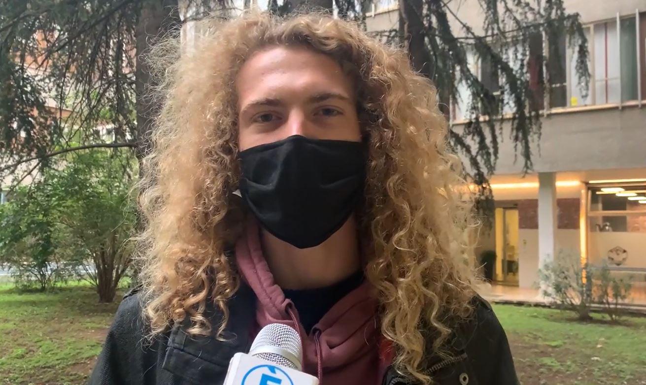 """Unione degli Studenti, Arturo Boscarol: """"La didattica a distanza non ha lo stesso valore di quella in presenza"""""""