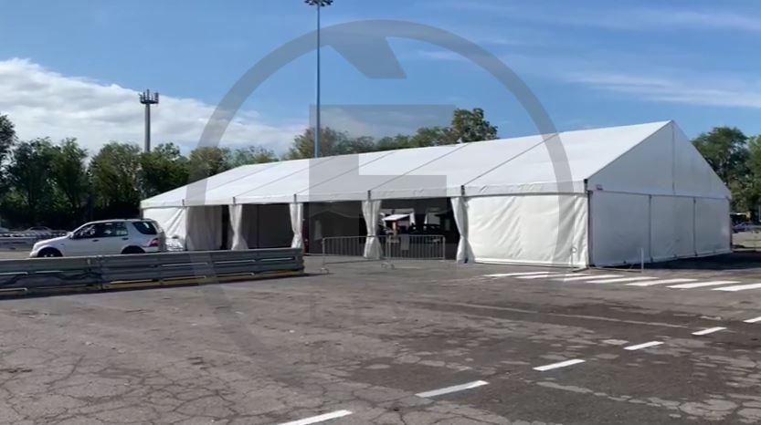 Inaugurato a Brescia il nuovo Centro Territoriale di prevenzione e monitoraggio Covid
