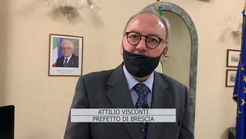 """Prefetto Visconti, """"ho istituito una Unità di Crisi Covid per monitorare e coordinare tutti gli interventi"""""""
