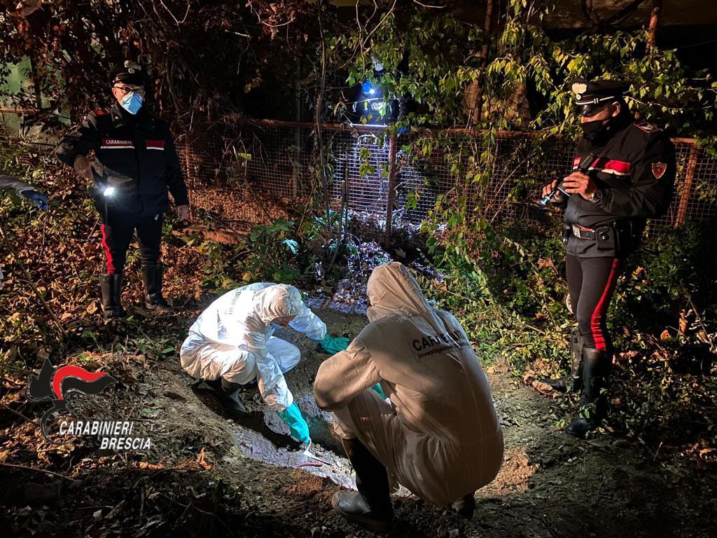 Trovato il corpo di Victoriia. L'ex compagno l'ha seppellito nella ex bocciofila  IL VIDEO