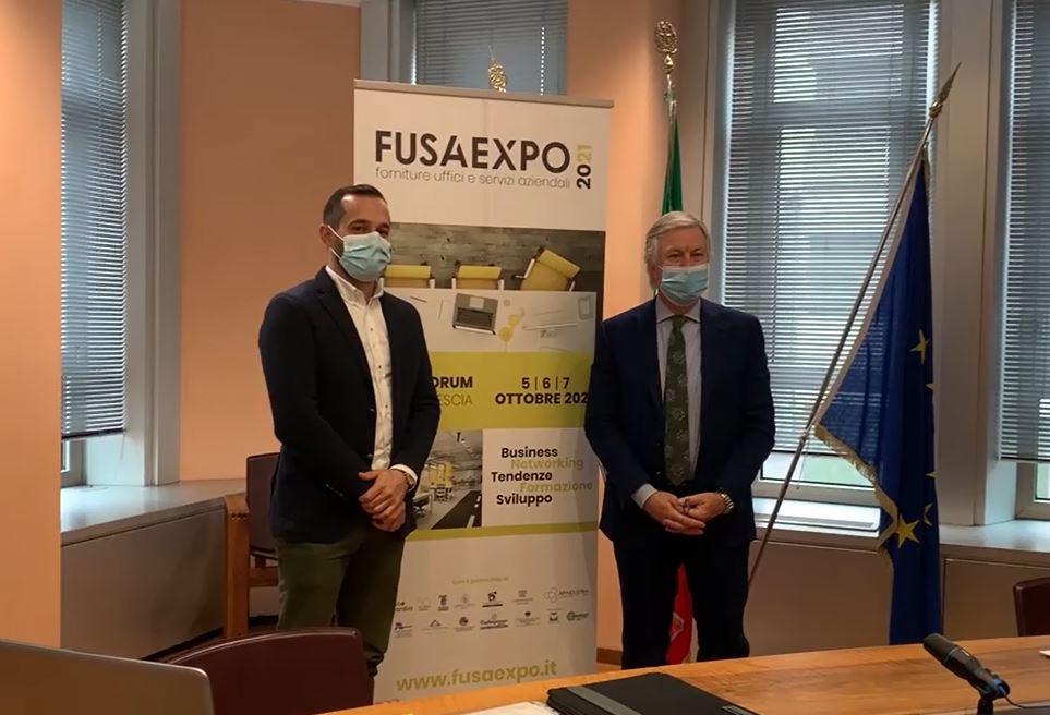 FUSA Expo, la fiera che non c'era. Dal 5 al 7 ottobre 2021 la prima fiera dedicata alle forniture per uffici e ai servizi aziendali