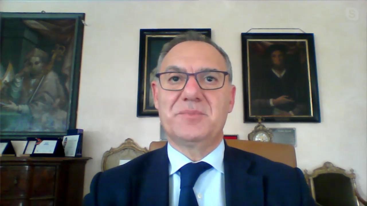 """Lombardo: """"Oltre 200 pazienti covid al Civile, ma non c'è pressione sul pronto soccorso"""""""