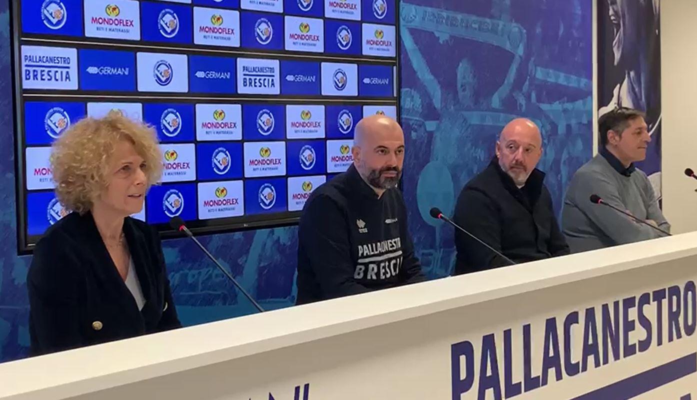 Maurizio Buscaglia è il nuovo allenatore della Pallacanestro Brescia