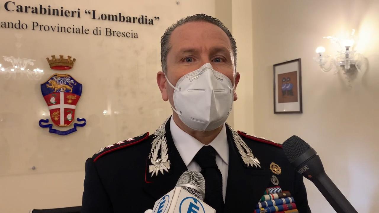 Il bilancio annuale dei Carabinieri: furti in calo, ma truffe in aumento