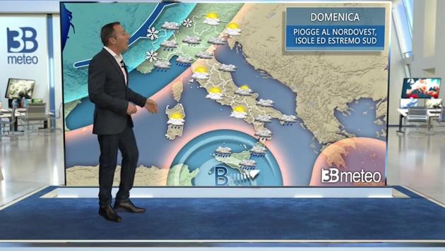 Torna il freddo: le previsioni per il fine settimana