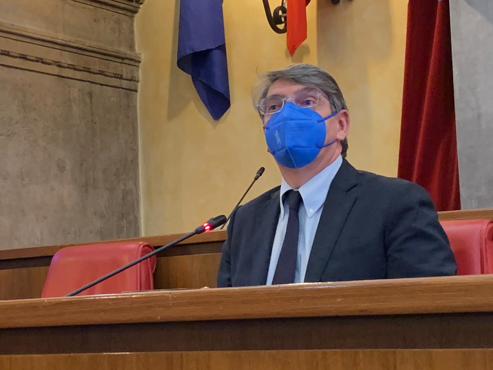"""Del Bono: """"Chiediamo dati provinciali sui tamponi e le macroaree"""""""