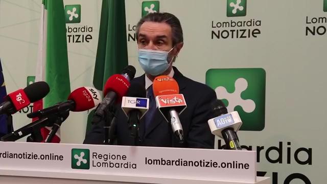 """Fontana, """"il ricorso lo depositiamo domani ma pronti a ritirarlo se il Governo accetta le richieste Moratti"""""""