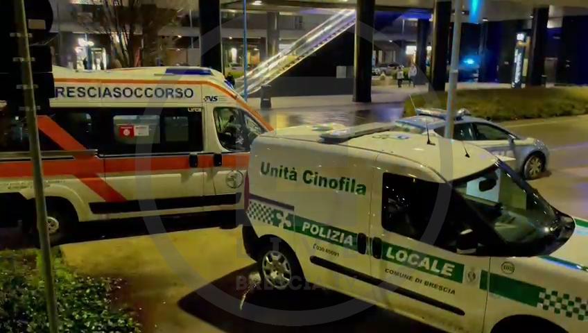 Tensione a Sanpolino, uomo si barrica in casa. Dopo la mediazione Polizia e Carabinieri sono entrati nell'abitazione