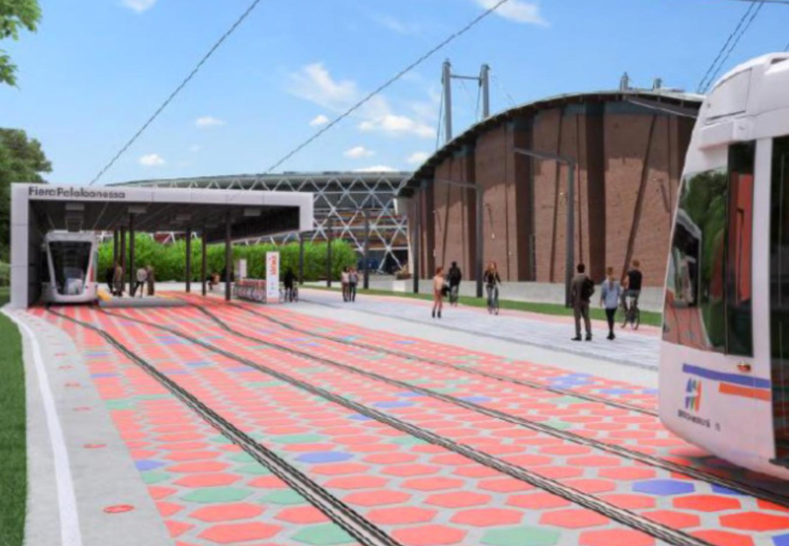 Nel 2029 Brescia potrebbe (ri)avere il suo tram