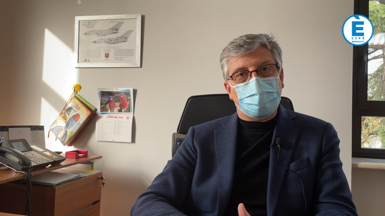"""Sileo, ATS, """"situazione ben diversa da marzo, ma non è finita. Però abbiamo il vaccino"""""""
