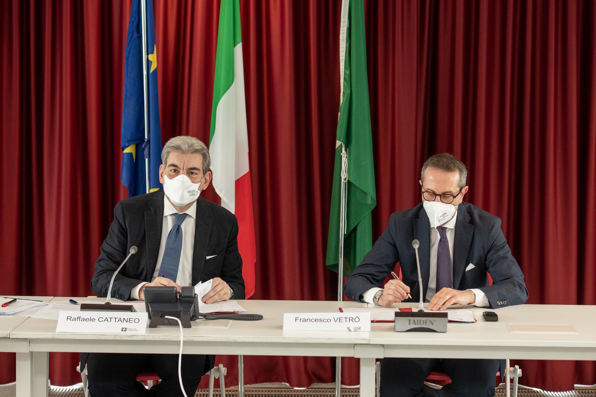 Accordo fra Regione e Gse, la trasizione energetica parte dagli enti pubblici