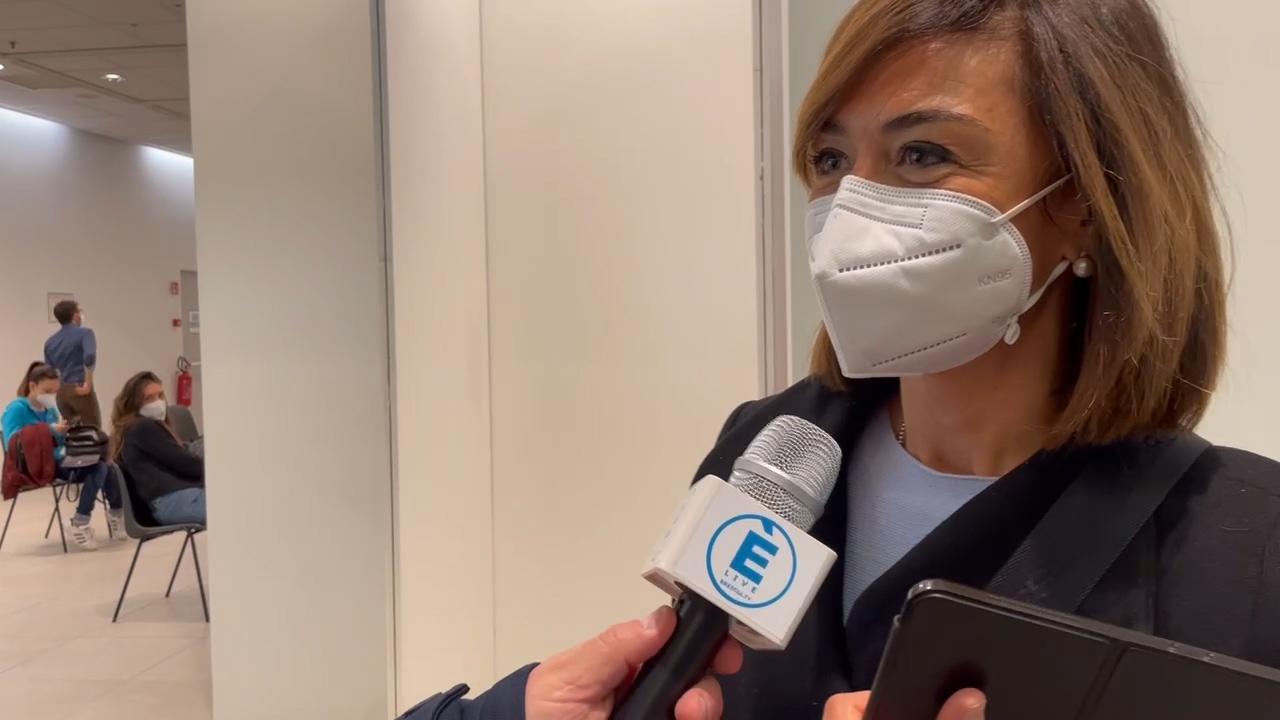 """Ripartite le vaccinazioni Astra Zeneca al Freccia Rossa, """"nessuna defezione, tutti convinti"""""""