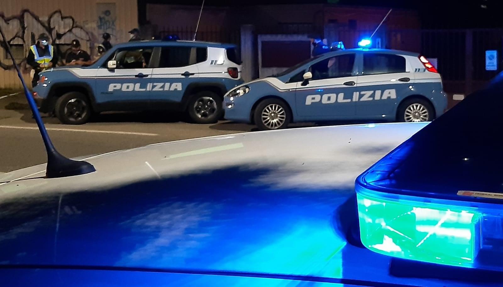 Controlli in centro e nelle aree più sensibili di Brescia
