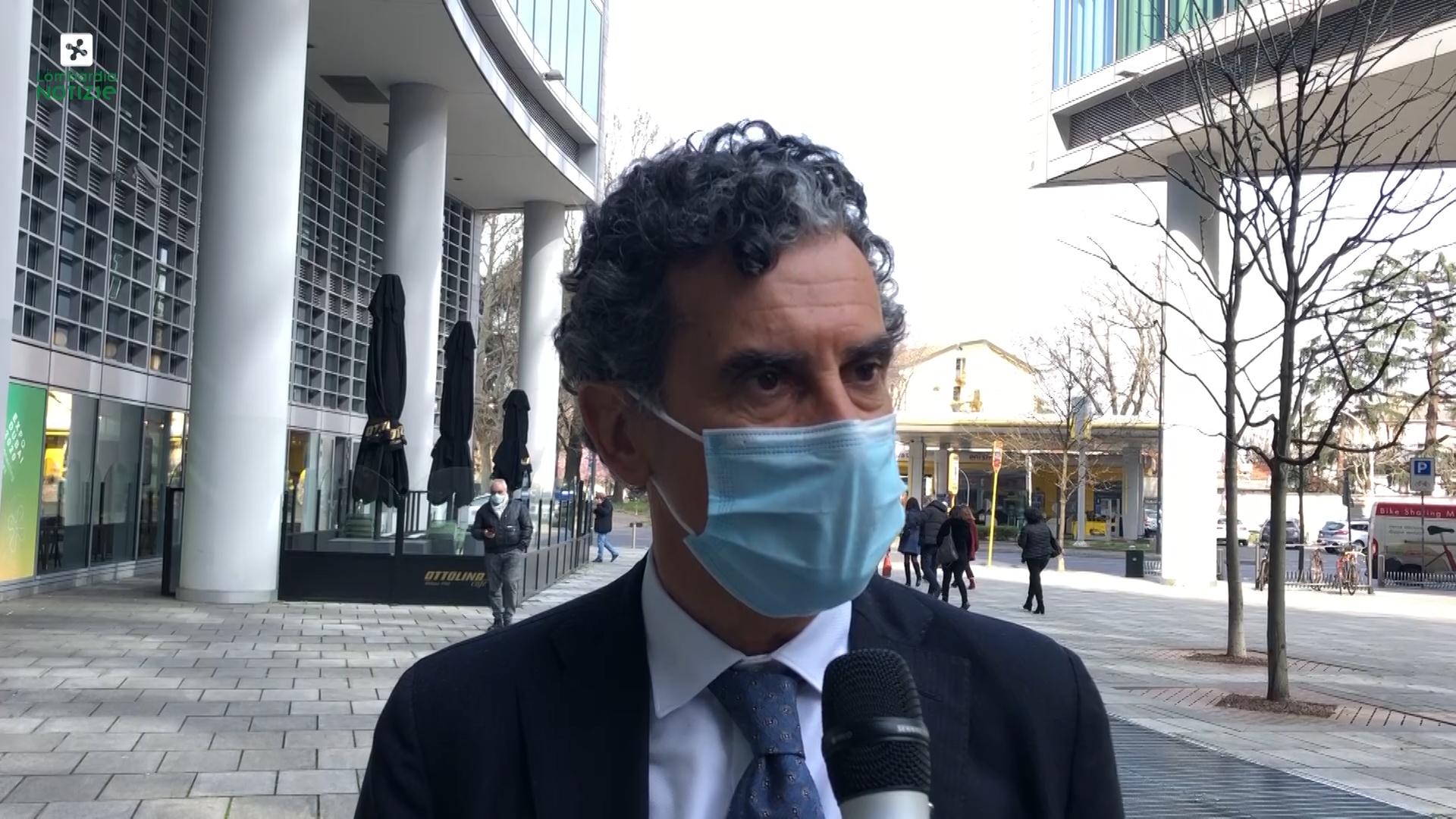 """Pavesi: """"Il vaccino Astrazeneca è sicuro, la campagna vaccinale prosegue"""""""