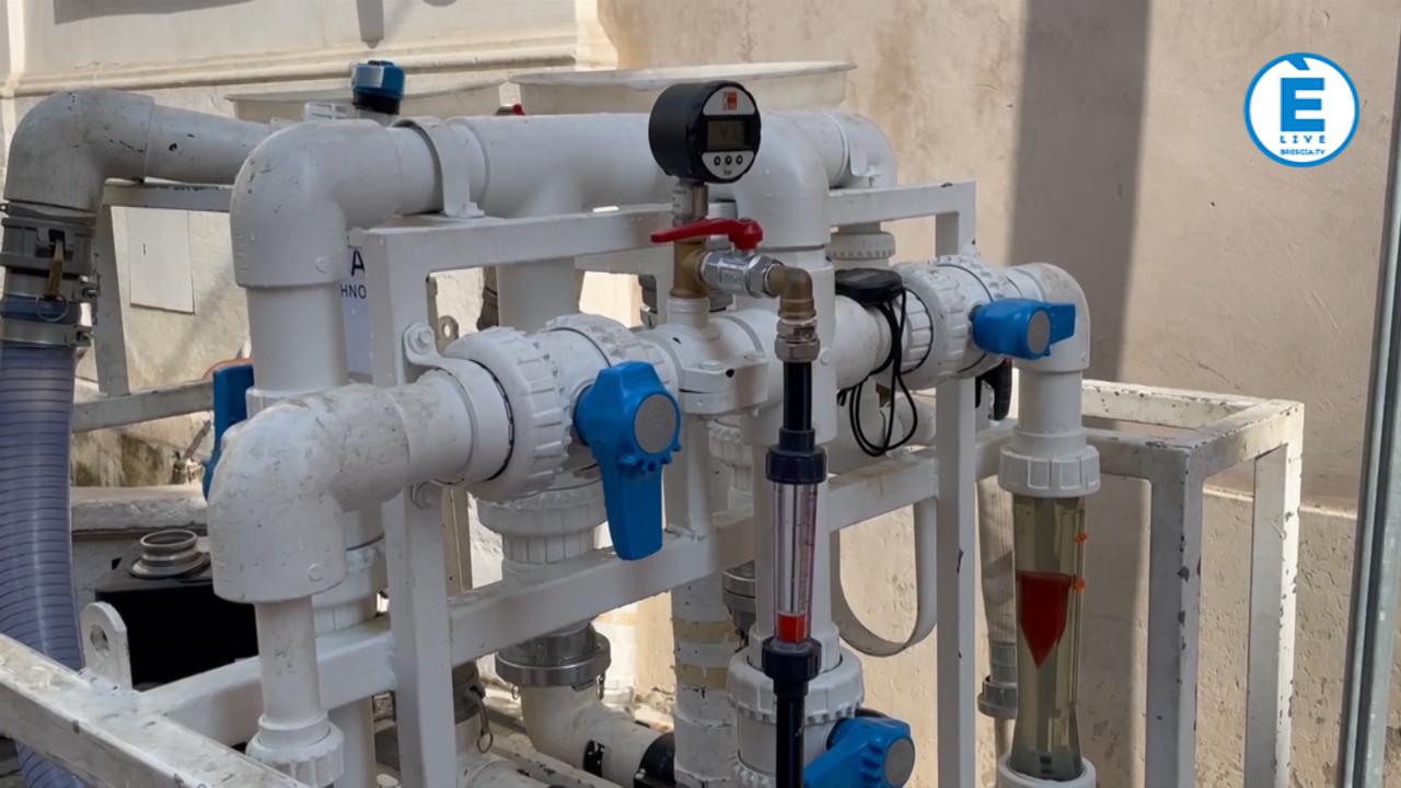 A2A Ciclo Idrico con un software israeliano trova e ripara le perdite d'acqua senza rompere le strade