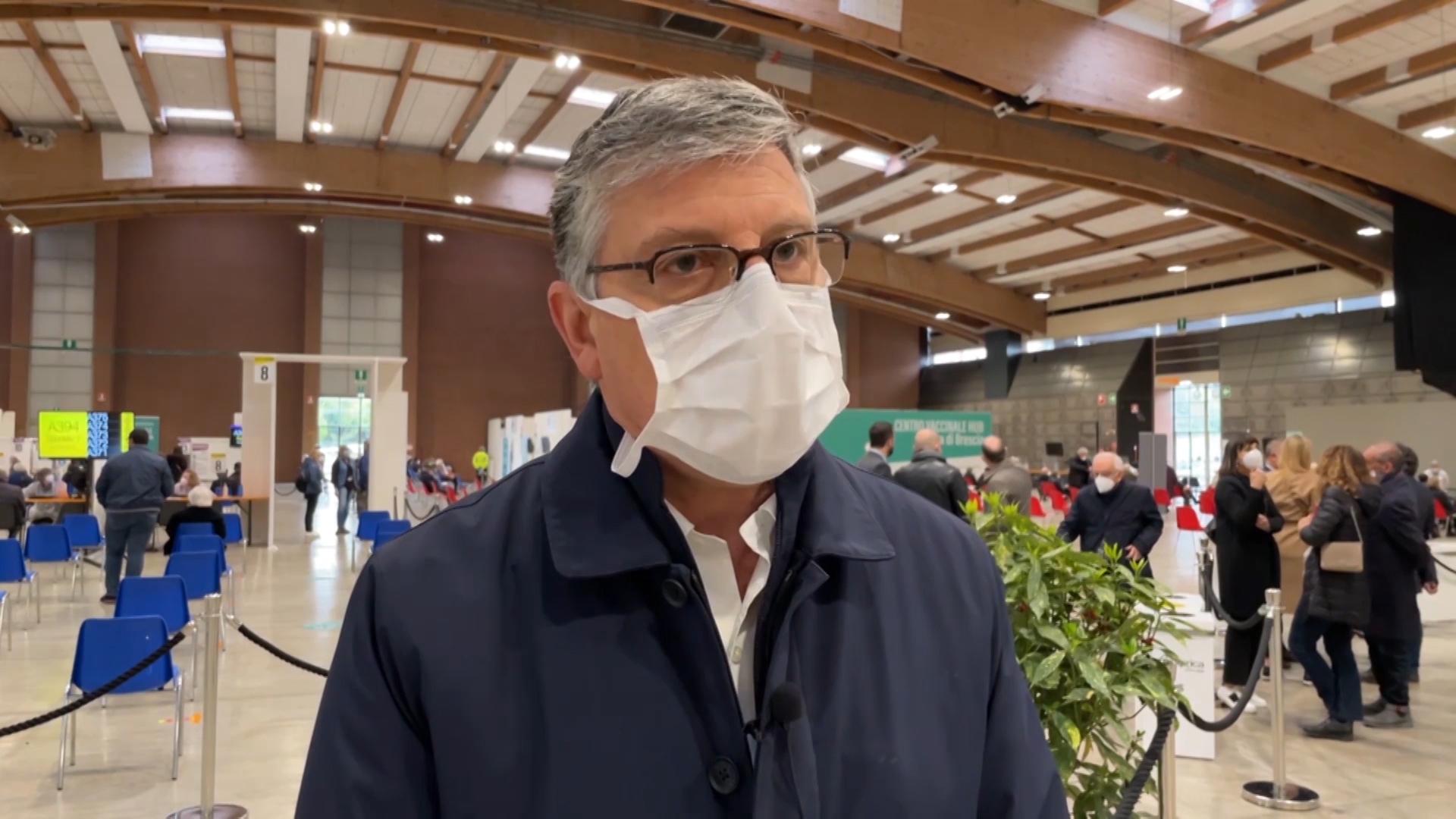"""Vax manager, Sileo: """"È un servizio informativo, non possono prenotarvi il vaccino"""""""