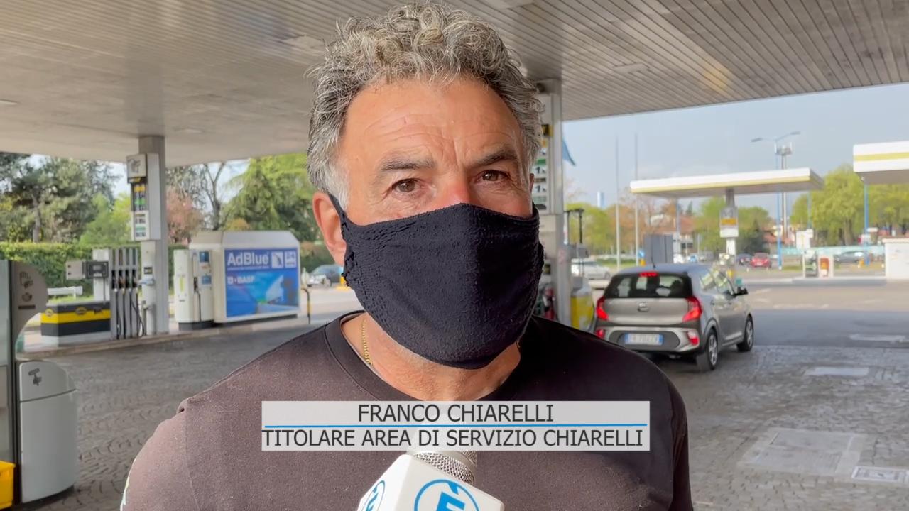 """Chiarelli, """"le nostre telecamere qualcosa hanno ripreso. Abbiamo consegnato le immagini ai carabinieri"""""""