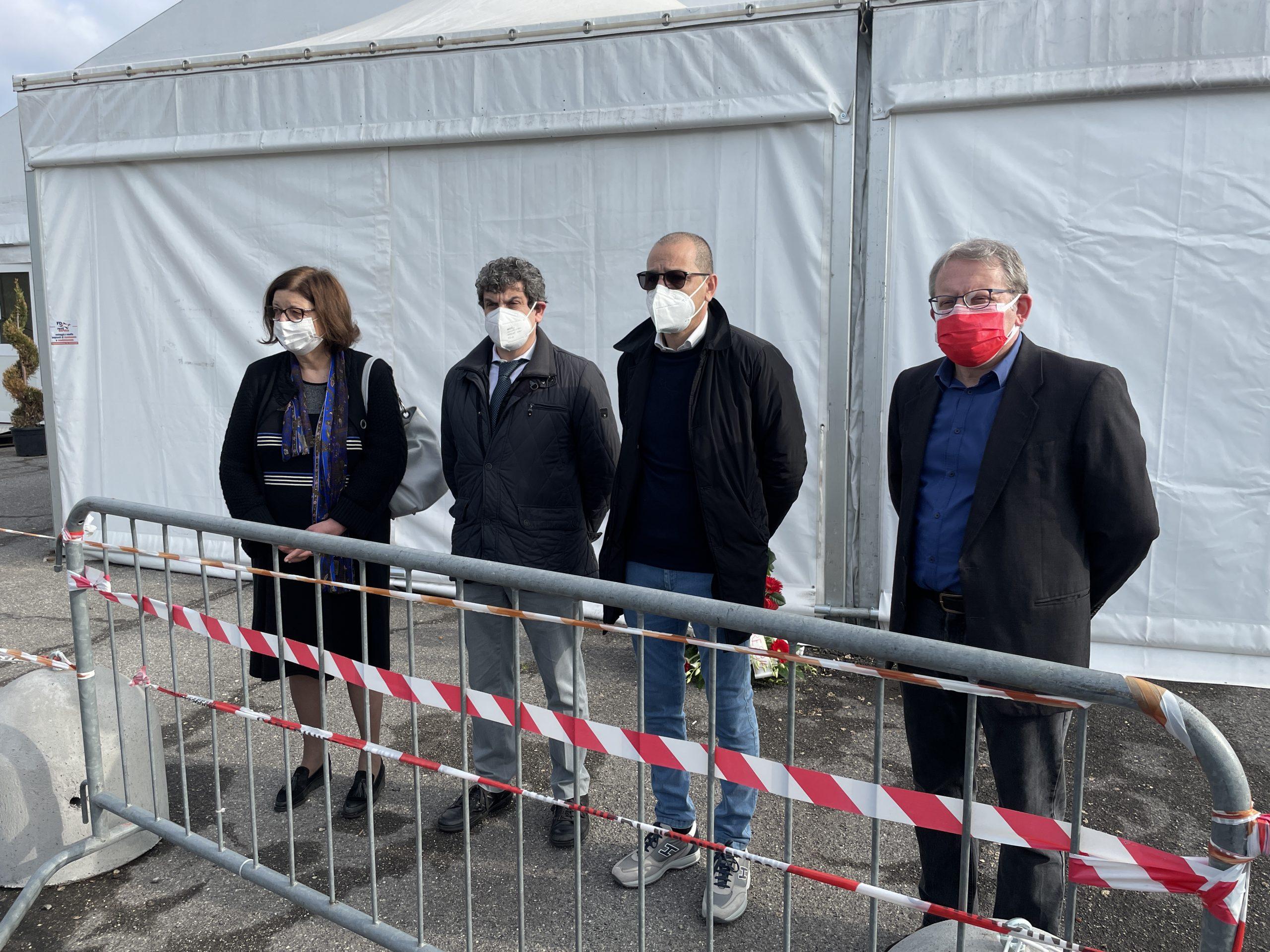 L'arresto degli attentatori di via Morelli. Le reazioni di Annamaria Indelicato e Cgil Cisl Uil