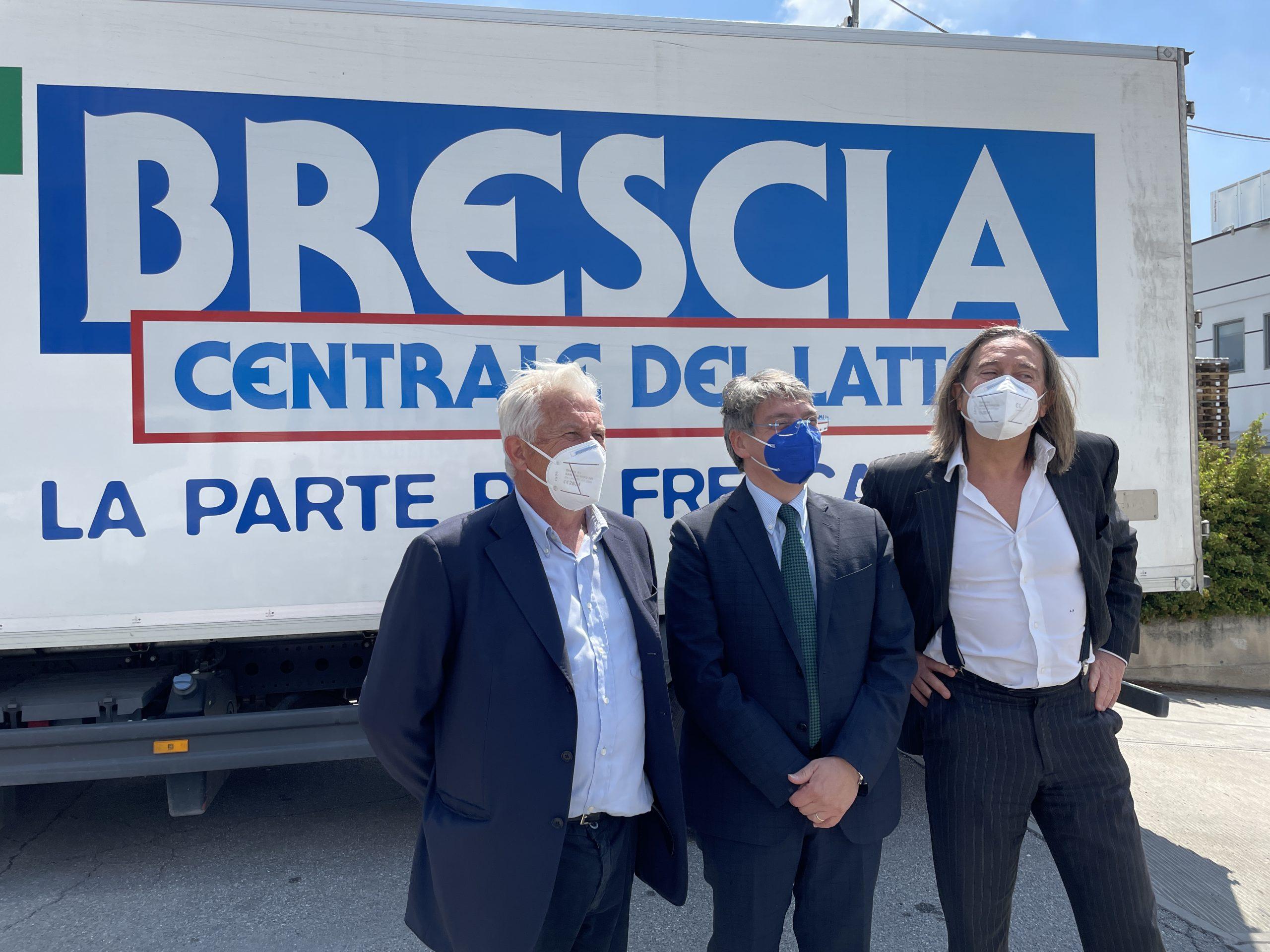 """Del Bono alla Centrale, """"un'azienda da studiare"""""""